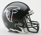 Matt Ryan - Autographed Atlanta Falcons Riddell Mini Football Helmet