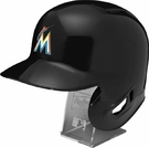 Miami Marlins - Rawlings Full Size MLB Batting Helmet - Model Number: MLBRL-MIA