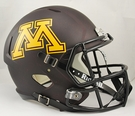 Minnesota Gophers Riddell NCAA Full Size Deluxe Replica Speed Football Helmet
