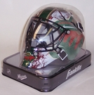 Minnesota Wild Franklin Sports NHL Mini Goalie Mask