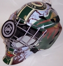 Minnesota Wild NHL Full Size Youth Goalie Mask