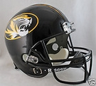 Missouri Tigers Riddell NCAA Full Size Deluxe Replica Football Helmet