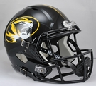 Missouri Tigers Riddell NCAA Full Size Deluxe Replica Speed Football Helmet