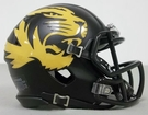 Missouri Tigers Speed Revolution Riddell Mini Football Helmet