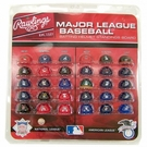 MLB Major League Baseball Batting Helmet Standings Board with All 30 MLB Teams