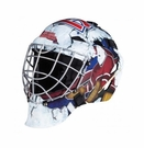 Montreal Canadiens Full Size Youth Goalie Mask