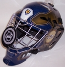 Nashville Predators NHL Full Size Youth Goalie Mask