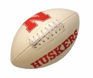 Nebraska Corn Huskers Logo Full Size Signature Series Football
