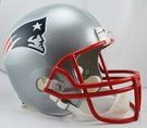 New England Patriots Riddell NFL Full Size Deluxe Replica Football Helmet