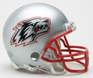 New Mexico Lobos Autographed Mini Helmets