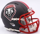 New Mexico Lobos Speed Riddell Mini Football Helmet