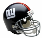 New York Giants 1961-1974 Throwback Riddell NFL Full Size Deluxe Replica Football Helmet