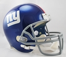 New York Giants Riddell NFL Full Size Deluxe Replica Football Helmet
