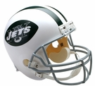 New York Jets 1965-1977 Throwback Riddell NFL Full Size Deluxe Replica Football Helmet
