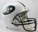 New York Jets Riddell NFL Full Size Deluxe Replica Football Helmet