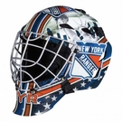 New York Rangers Full Size Youth Goalie Mask