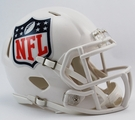NFL Logo Speed Revolution Riddell Mini Football Helmet