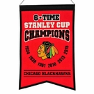 NHL Wool Banners
