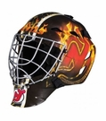NJ New Jersey Devils Full Size Youth Goalie Mask