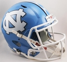 North Carolina Tarheels Riddell NCAA Full Size Deluxe Replica Speed Football Helmet