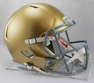 Notre Dame Fighting Irish Riddell NCAA Full Size Deluxe Replica Speed Football Helmet