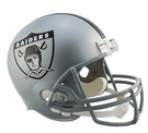 Oakland Raiders 1963 Throwback Riddell NFL Full Size Deluxe Replica Football Helmet