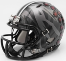 Ohio State Buckeyes Camo Speed Riddell Mini Football Helmet