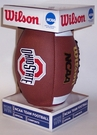 Ohio State Buckeyes Logo Full Size Football - Wilson F1738