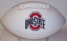 Ohio State Buckeyes Logo Full Size Signature Series Football