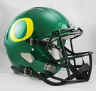 Oregon Duck Autographed Full Size On Field Authentic Proline Helmets
