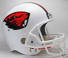 Oregon State Beavers Riddell NCAA Full Size Deluxe Replica Football Helmet