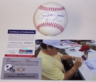 Pete Rose - Autographed w/Hit King Official Rawlings MLB League Baseball - PSA/DNA
