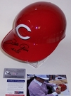 Pete Rose - Rawlings - Autographed Full Size Authentic Batting Helmet - Cincinnati Reds - PSA/DNA
