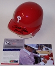 Pete Rose - Riddell - Autographed Batting Mini Helmet - Philadelphia Phillies - PSA/DNA