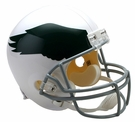 Philadelphia Eagles 1969-1973 Throwback Riddell NFL Full Size Deluxe Replica Football Helmet