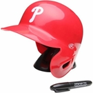 Philadelphia Phillies Major League Baseball® MLB Mini Batting Helmet