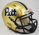 Pittsburgh Panthers Speed Riddell Mini Football Helmet