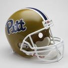 Pittsburgh Panthers Throwback Riddell NCAA Full Size Deluxe Replica Football Helmet