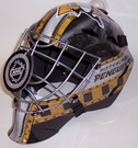 Pittsburgh Penguins Full Size Youth Goalie Mask