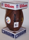 Pittsburgh Steelers 11 inch Throwback Junior Size Football