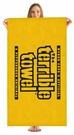 "Pittsburgh Steelers Terrible Beach Towel - 60""x30"""