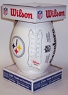 Pittsburgh Steelers - Wilson F1193 NFL® Signature Series Autograph Football