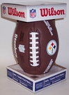 Pittsburgh Steelers - Wilson F1748 Composite Leather Full Size Football