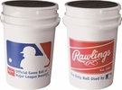 Rawlings 6 Gallon Coaches Baseball / Ball Bucket