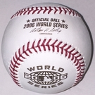 Rawlings Official 2006 World Series Game Baseball - Model Number: WSBB06