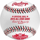 Rawlings Official 2015 MLB All Star Baseball - Model Number: ASBB15