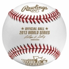 Rawlings Official 2013 World Series Game Baseball - Model Number: WSBB13