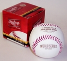 Rawlings Official 2014 World Series Game Baseball - Model Number: WSBB14