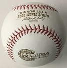 Rawlings Official 2005 World Series Game Baseball - Model Number: WSBB05