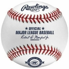 Rawlings Official 2016 A Century of Cubs at Wrigley Field MLB Baseball - Model Number: ROMLBCC100